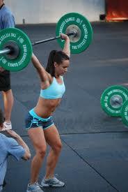 strong girl